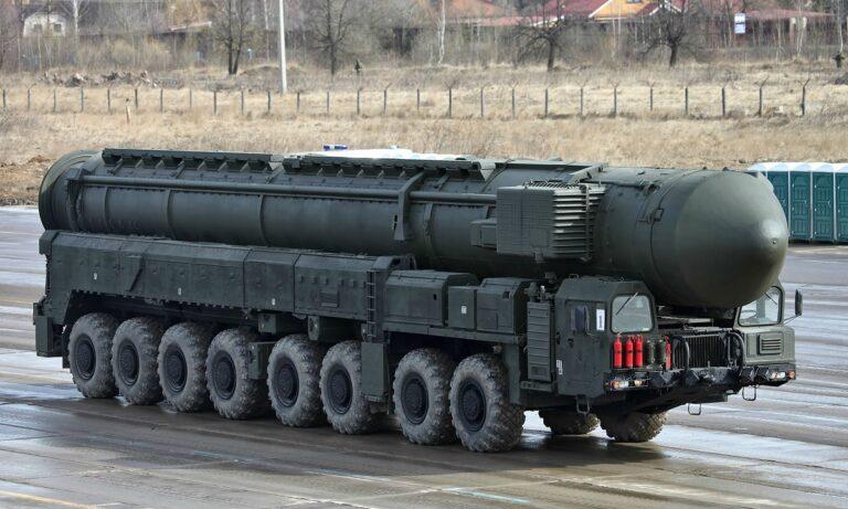 Ρωσία: Σε «κατάσταση επιφυλακής» θα τεθούν διηπειρωτικοί βαλλιστικοί πύραυλοι Yars!