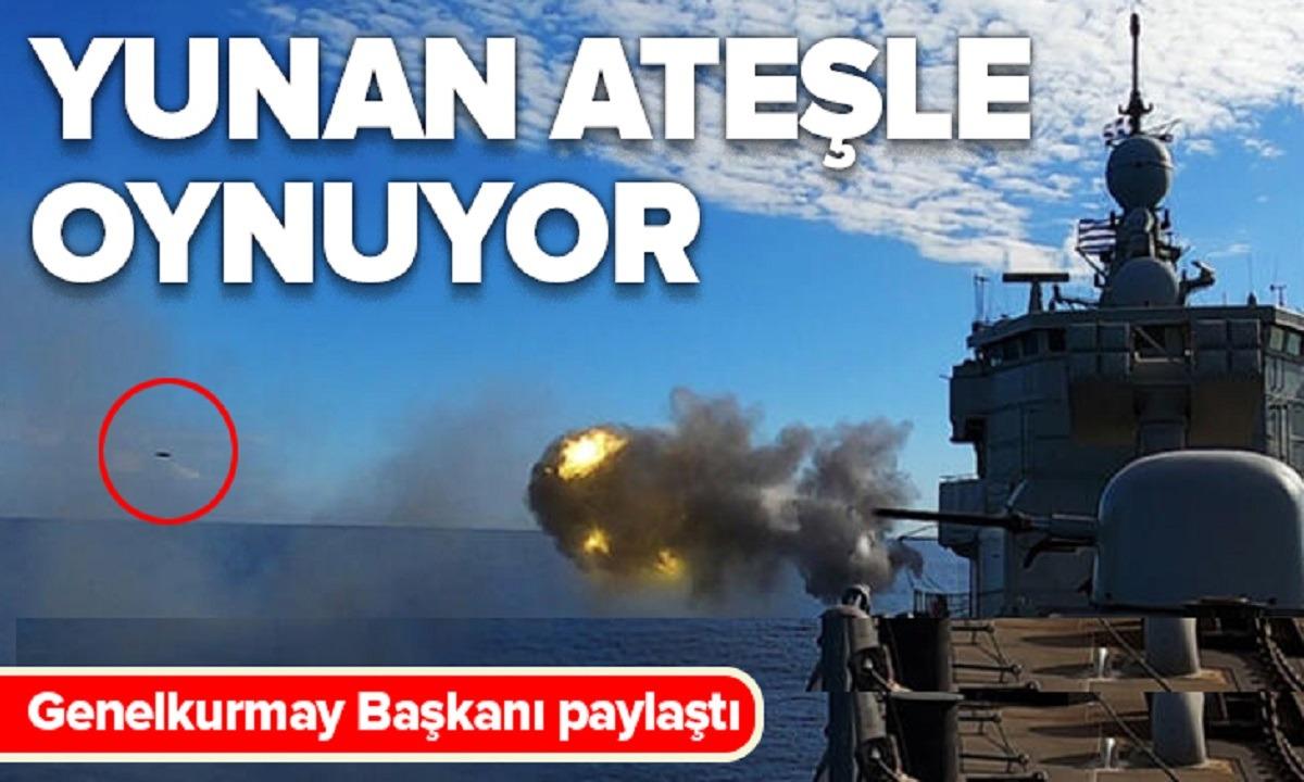 Toυρκία: Η Ελλάδα παίζει με την φωτιά – Προκαλεί ο Έλληνας ΓΕΕΘΑ