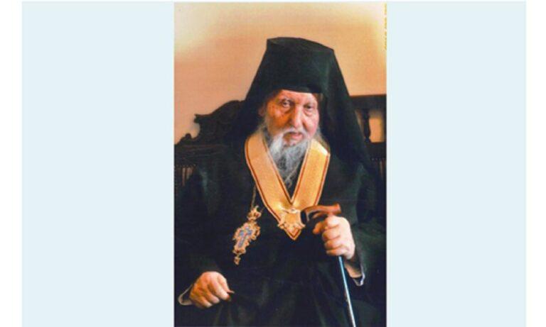 Εκοιμήθη ο ηγούμενος της Ιεράς Μονής Σταυροβουνίου Κύπρου, Αθανάσιος σε ηλικία 95 ετών.