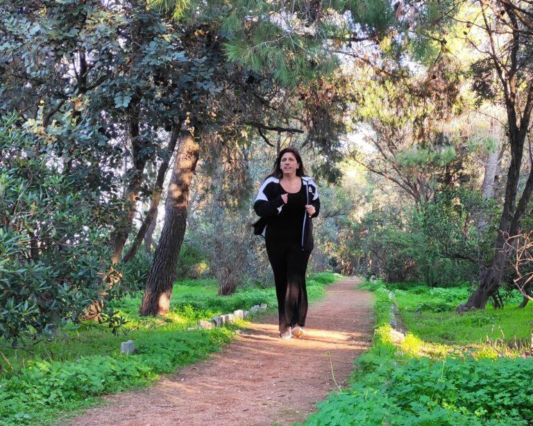 Ζωή Κωνσταντοπούλου: Η γυμναστική είναι μέρος της ζωής της και με αποδείξεις!