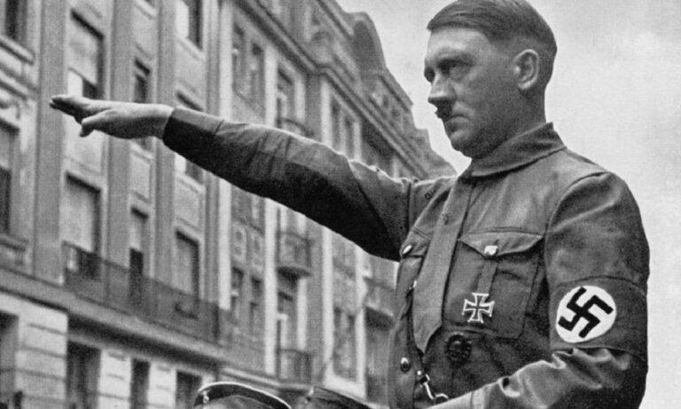 Ο Αδόλφος Χίτλερ ορκίζεται καγκελάριος της Γερμανίας (vid)