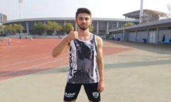 Ο νεαρός Έλληνας σπρίντερ Θοδωρής Βροντινός, αγωνίστηκε πριν από λίγο στον προκριματικό του διεθνούς μίτινγκ της Σόφια και κατάφερε με 6.92 να κλείσει θέση στον τελικό.