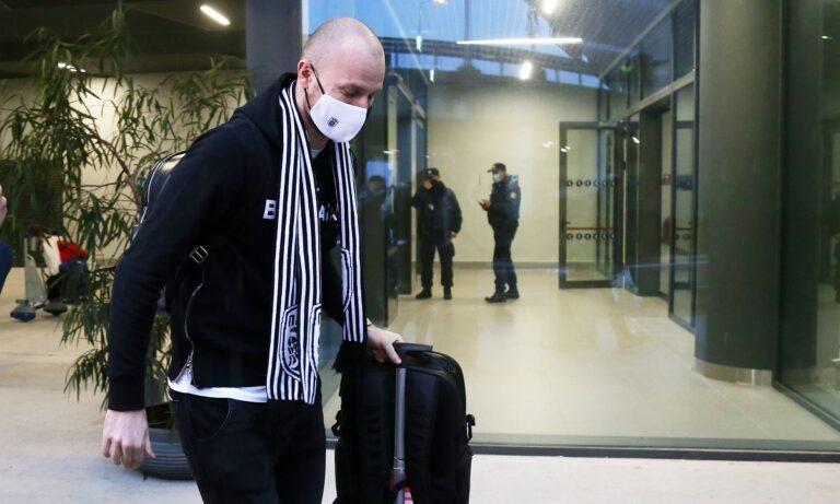 Κρμέντσικ: «Ο ΠΑΟΚ η καλύτερη ομάδα στην Ελλάδα»