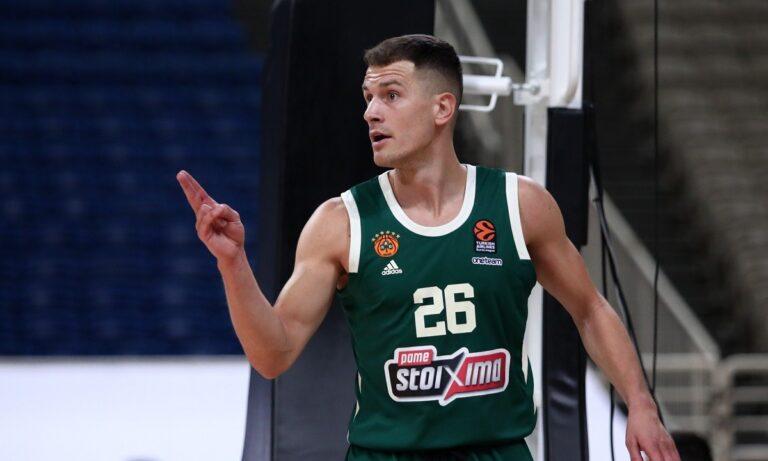 Νέντοβιτς: «Θέλω να μείνω, ελπίζω να θέλει και ο Παναθηναϊκός»