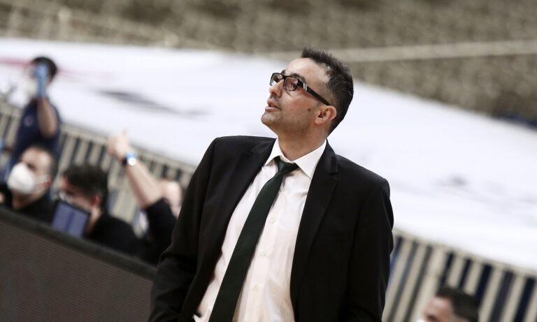 Χαραλαμπίδης: «Σαν τους μποξέρ, σηκώθηκαν και πάλεψαν»