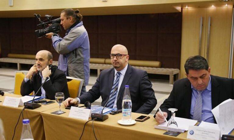 Χατζησαρόγλου: «Ότι καλύτερο ο Ζαγοράκης για πρόεδρος της ΕΠΟ»