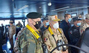 Ελληνοτουρκικά: Η Αθήνα και το Κάιρο ενώνονται στρατιωτικά!