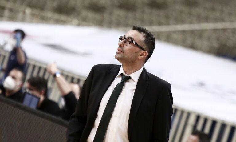 Χαραλαμπίδης: «Πρέπει να κοιτάξουμε μπροστά»