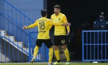 Απόλλων Σμύρνης-Άρης 0-1: Έκανε «σεφτέ» ο Ιωάννου, έπιασε την ΑΕΚ στη 2η θέση!