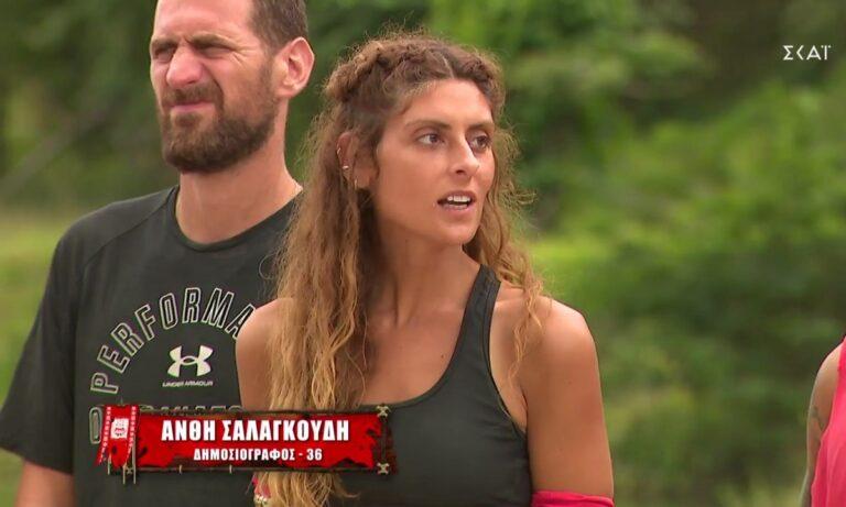 Survivor spoiler 21/1: Η στρατηγική της Ανθή Σαλαγκούδη και τα αποτέλεσμα της ψηφοφορίας έχουν προβληματίσει την παραγωγή. (videos)
