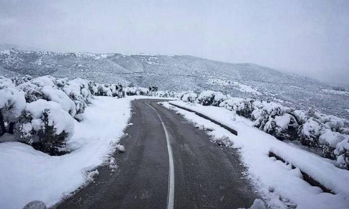 Αρνιακός: Που προβλέπει ότι θα χιονίσει σήμερα!