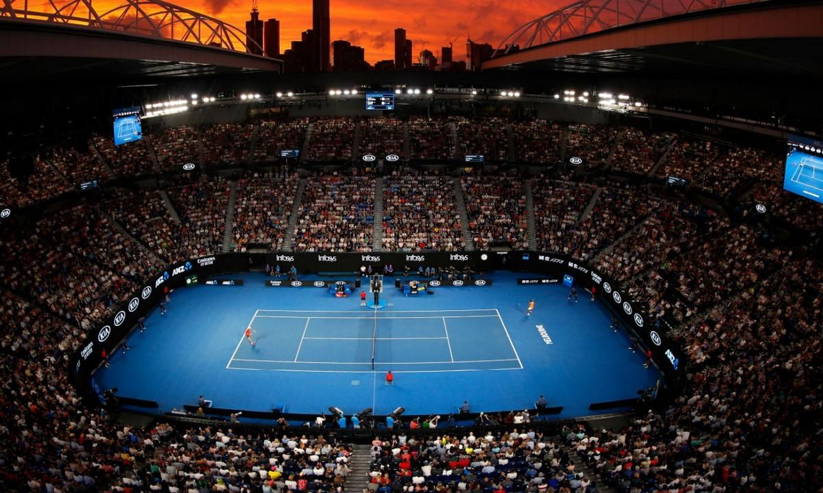 Australian Open: Δύο κρούσματα σε τσάρτερ με παίκτες!