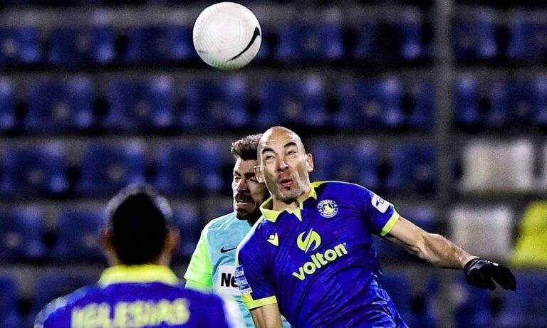 Αστέρας Τρίπολης-ΑΕΛ: Το 1-0 με τον Μπαράλες (vid)