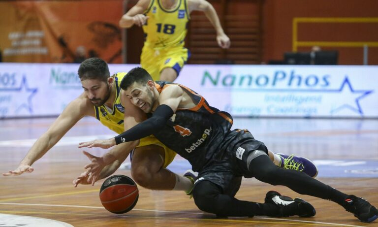 Basket League: Έτσι διαμορφώθηκε η βαθμολογία