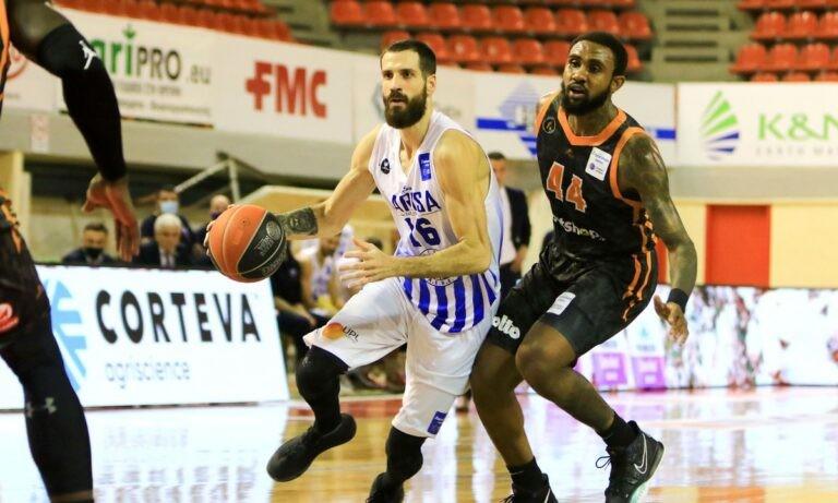 Basket League: «Κλείνει» η… αυλαία στην Λάρισα