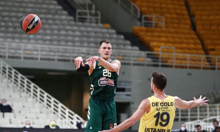 Euroleague: Παναθηναϊκός και Ολυμπιακός «δοκιμάζονται» σε Πόλη και «ΣΕΦ»