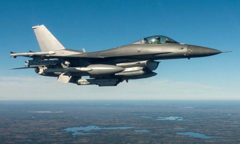 Πολεμική Αεροπορία: Οπλίζει τα νέα της F-16V - Αγοράζει μέχρι και ατρακτίδια σκόπευσης