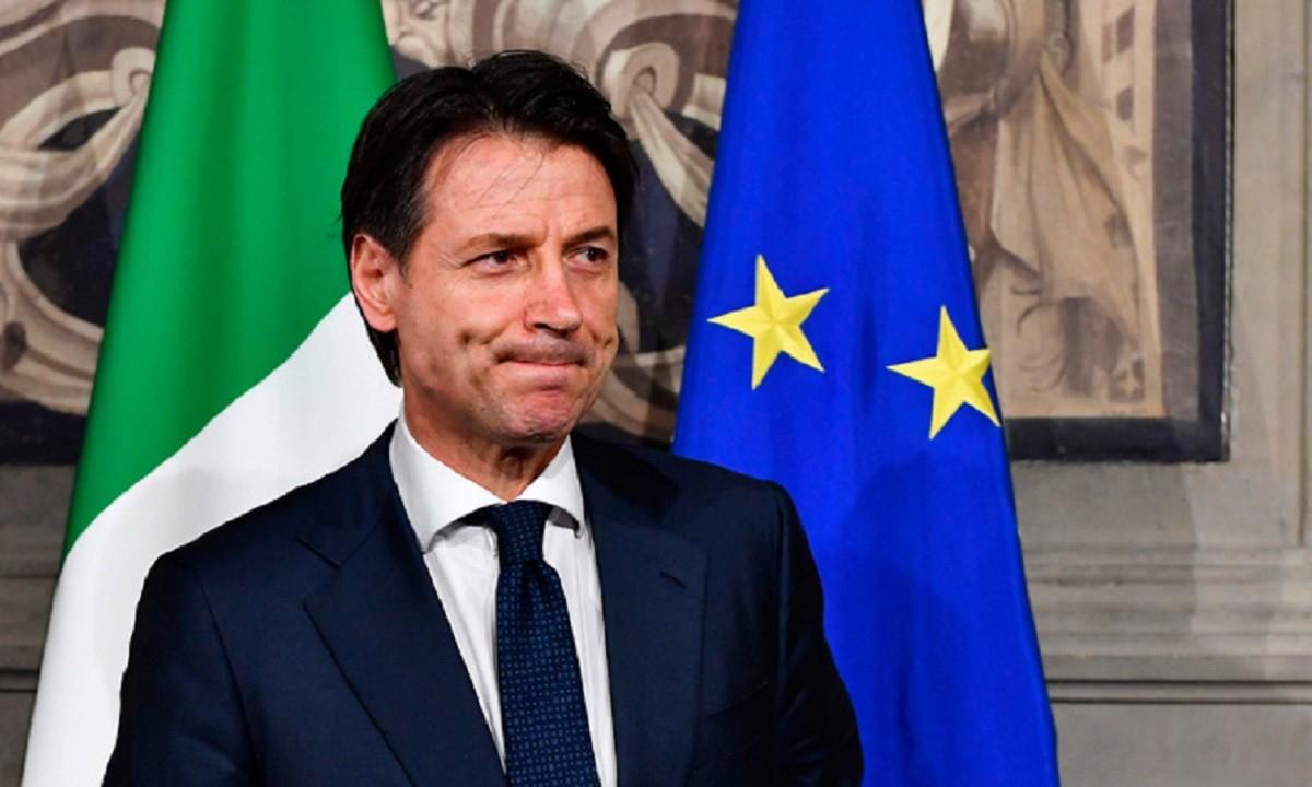 Ραγδαίες εξελίξεις στην Ιταλία: Παραιτείται ο πρωθυπουργός Τζουζέπε Κόντε