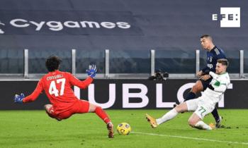 Γιουβέντους - Σασουόλο 3-1: Νέα νίκη έστω και εάν ζορίστηκε