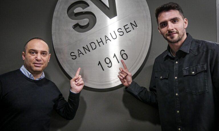 Καπίνο: Θα συνεχίσει την καριέρα του στη Σαντχάουζεν