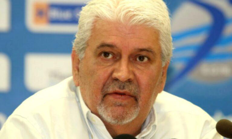 Ολυμπιακός: «Ο Καραμπέτσος αλλοιώνει το πρωτάθλημα της Volley League»