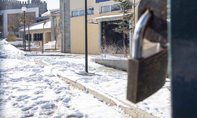 Κλειστά σχολεία: Σε ποιες περιοχές δεν θα λειτουργήσουν αύριο (19/1) – Όλη η λίστα