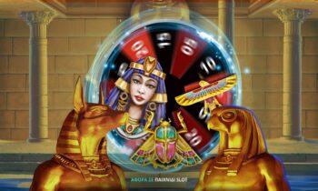 Τυχερός Δωροτροχός* στο Pyramid: Quest for Immortality!