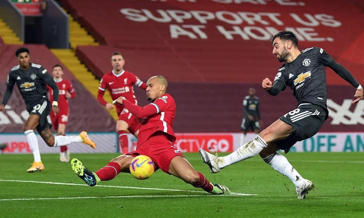 Λίβερπουλ – Μάντσεστερ Γιουνάιτεντ 0-0: Την κράτησε από κάτω