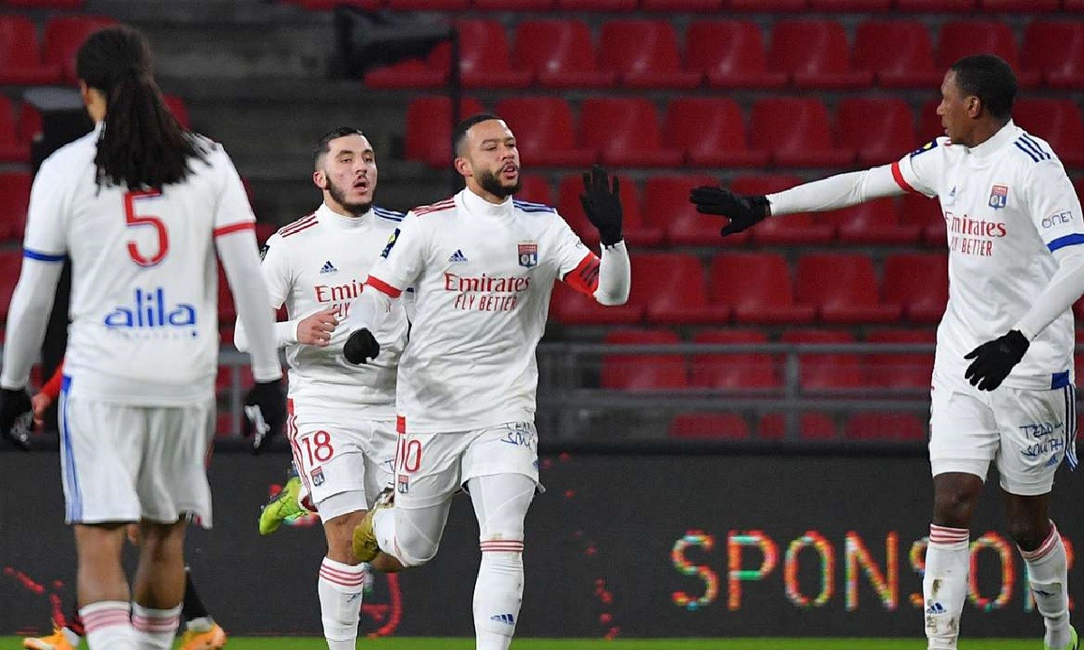 Ligue 1: Ισοπαλία η Λιόν κόντρα στη Ρεν, σε απόσταση αναπνοής Παρί Σεν Ζερμέν και Λιλ
