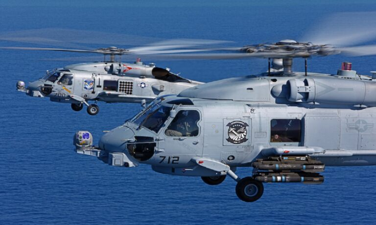 Seahawks: Τα τέσσερα ελικόπτερα MH-60R Romeo που αγοράζει η Ελλάδα από τις ΗΠΑ, δίνουν ουσιαστικά στην Αθήνα την δυνατότητα να ελέγχει ολόκληρο το Αιγαίο.