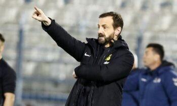 Μάντζιος: «Μεγάλος ποδοσφαιριστής ο Μήτρογλου, ρωτήστε τον πρόεδρο για Μπαράλες»