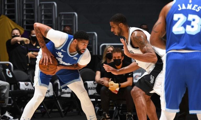 NBA αποτελέσματα: Ήττα για τους Λέικερς από τους Σπερς! (vids)