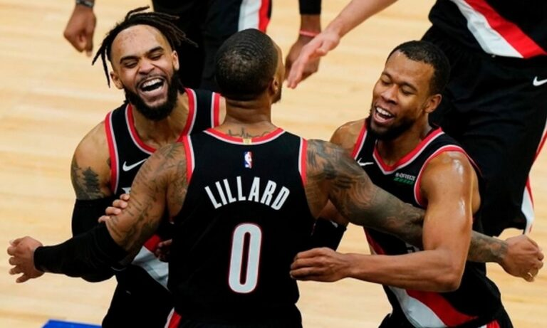 NBA: Τα «τρελά» δευτερόλεπτα του Λίλαρντ και το «buzzer beater» στο Σικάγο (vid)