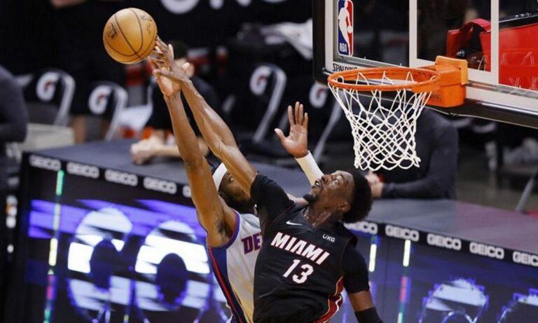 NBA Top 10: Ο Αντεμπάγιο έσβησε τα… φώτα στον Γκραντ (vid)