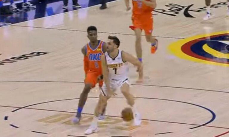 NBA Top 5: Η φοβερή «no-look» σκαστή του Καμπάτσο στην κορυφή (vid)