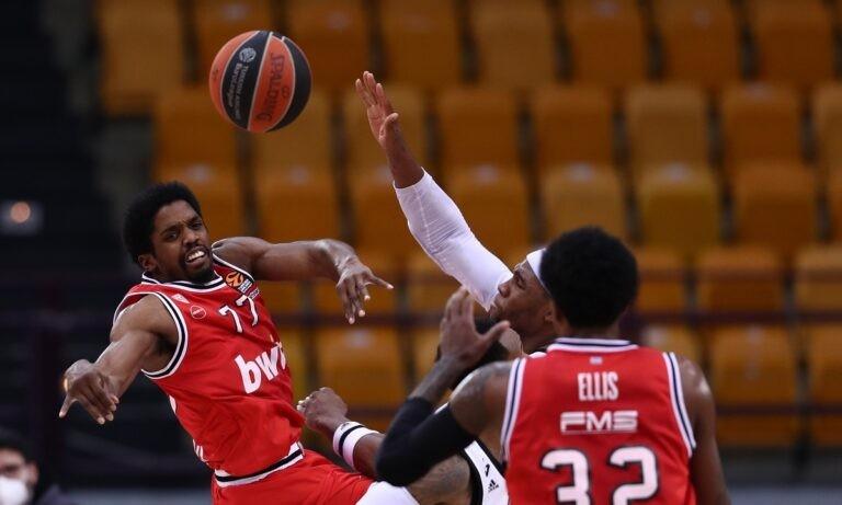 Ολυμπιακός- Βιλερμπάν 63-69: Ό,τι «χτίζει» εκτός του «γκρεμίζει» στο ΣΕΦ
