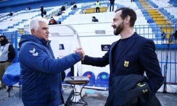 Γκουτσίδης: «Αν δεν σκοράρεις δεν μπορείς να ζητάς πολλά»