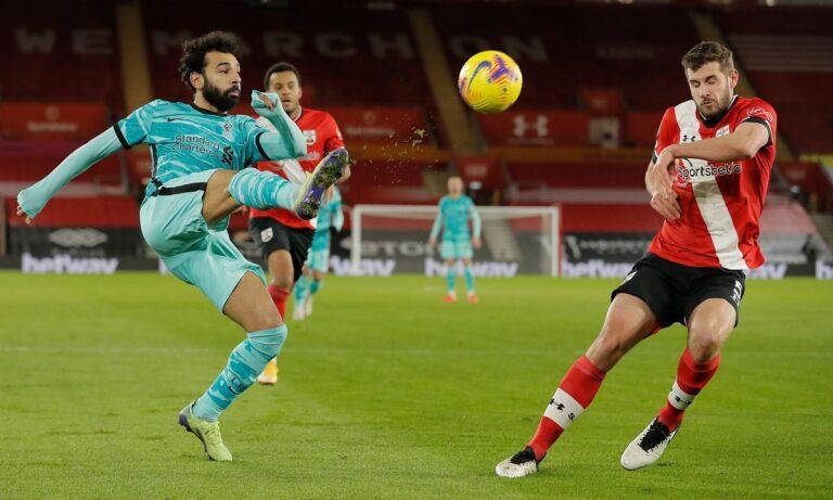 Σαουθάμπτον – Λίβερπουλ 1-0: Δεν μπορεί εκτός έδρας