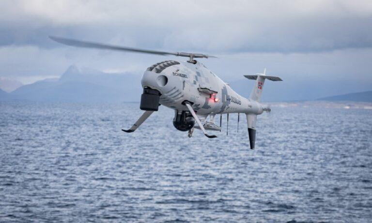 Eλληνοτουρκικά: Στα 25 εκατ. ευρώ θα είναι το κόστος των τεσσάρων UAS ελικοπτέρων Camcopter S-100 της αυστριακής εταιρείας Schiebel.