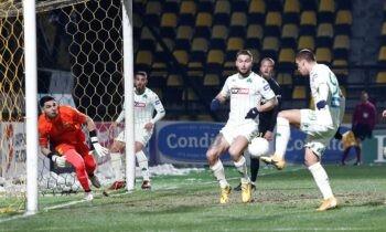 Άρης-Παναθηναϊκός 0-1: Το γκολ και οι καλύτερες φάσεις (vid)