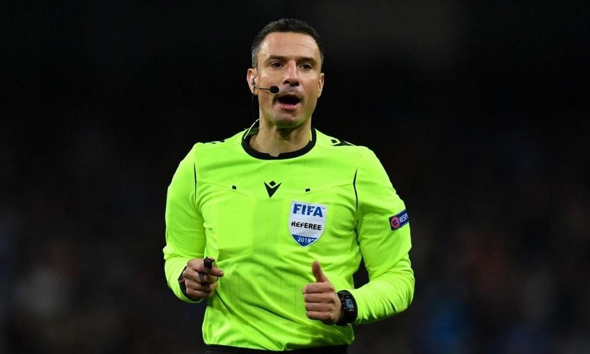 ΠΑΟΚ – ΑΕΚ: Διαιτητής ο Σλοβένος που είχε συλληφθεί για ναρκωτικά και πορνεία!