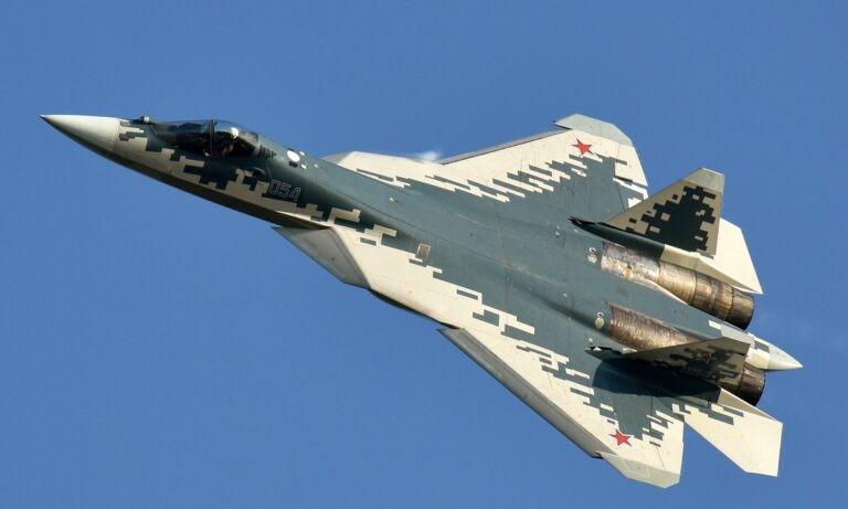 Επανάσταση των Ρώσων: «Ο νέος κινητήρας στα Su-57 αποτελεί επίτευγμα»