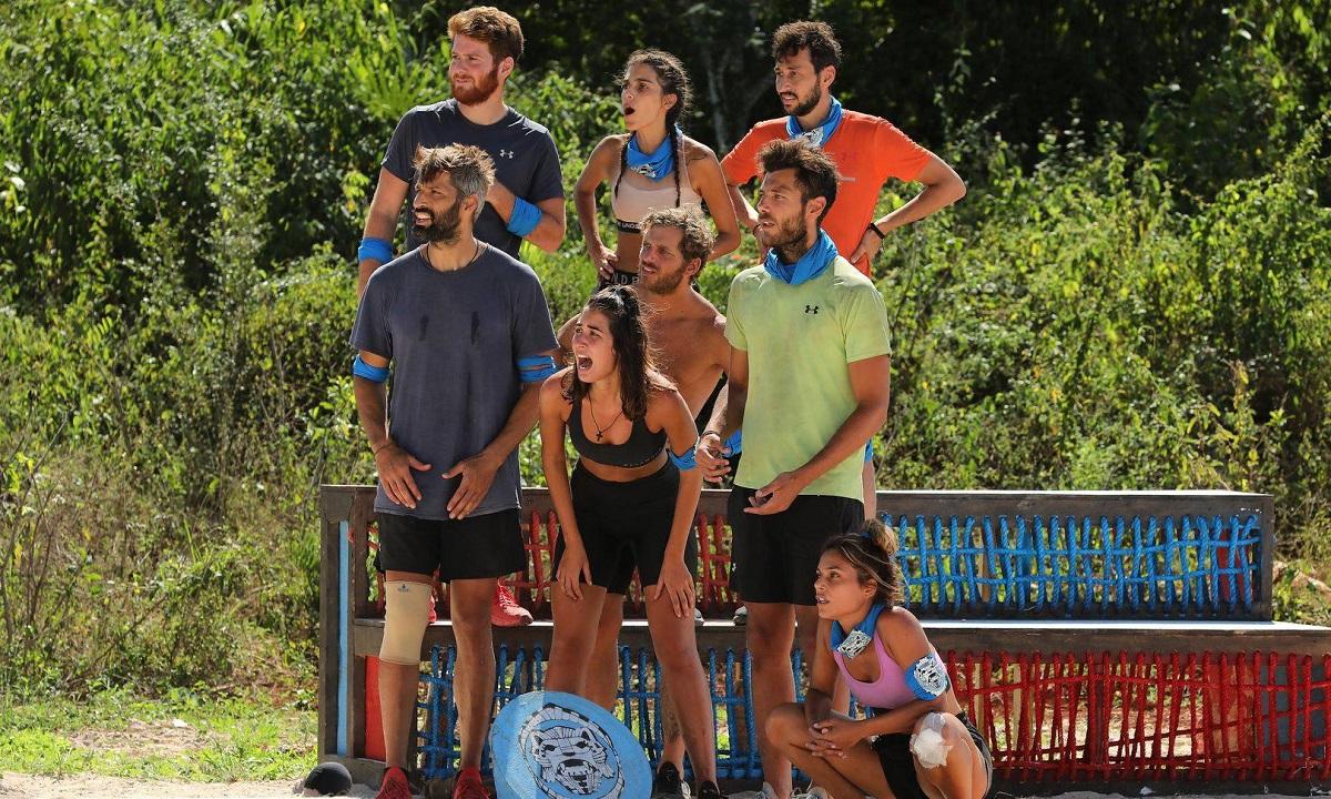 Survivor διαρροή spoiler 20/1: ΟΡΙΣΤΙΚΟ! LIVE μετάδοση! ΜΕΓΑΛΟ ΝΤΕΡΜΠΙ! Αυτή η ομάδα κερδίζει το έπαθλο!