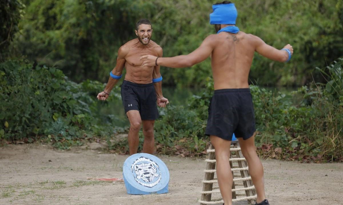 Survivor διαρροή 18/1: Ποιος κερδίζει το πρώτο αγώνισμα ασυλίας; Τζέημς Καφετζής team ή Γιώργος Κοψιδάς team;