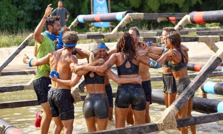Survivor highlights 8/1: Μαχητές για… πλάκα! «Παλτό» η Σαλαγκούδη, μόνο Κάτια και Κοψιδάς οι Διάσημοι!