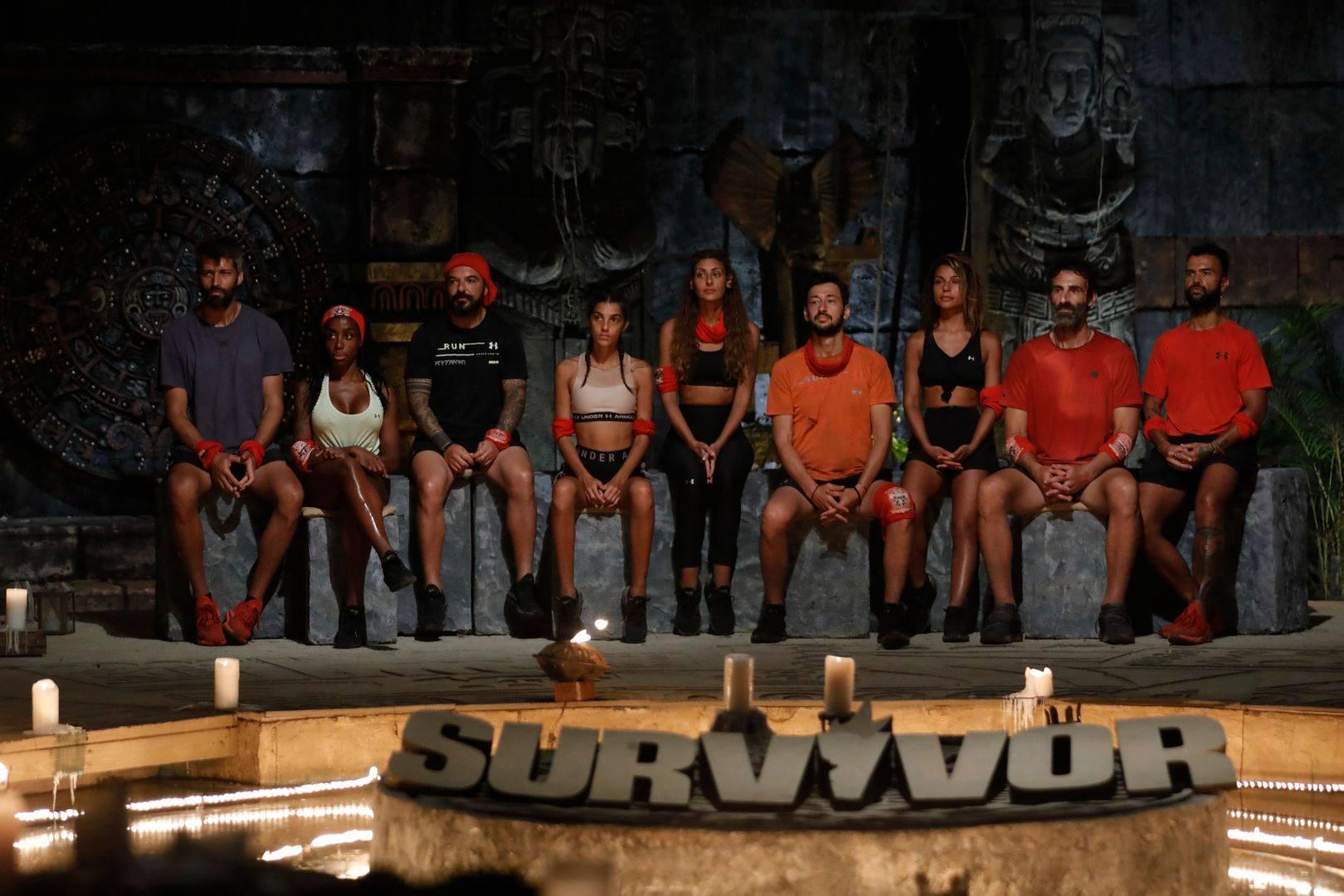 Survivor νέες ομάδες 18/1: Έτσι διάλεξαν τους νέους τους συμπαίκτες Τζέημς Καφετζής και Γιώργος Κοψιδάς!