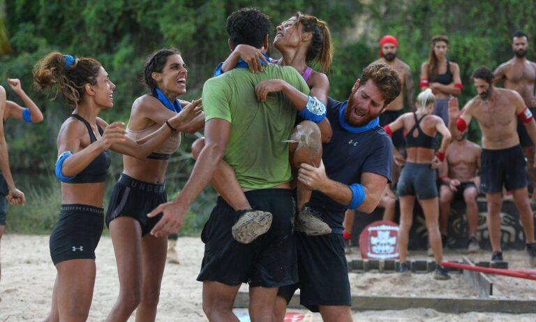 Survivor spoiler 24/1: Ρωτήσαμε και μάθαμε οριστικά ποια ομάδα είναι αυτή που κερδίζει απόψε το αγώνισμα επάθλου. Μπλε ή κόκκινη λέτε;
