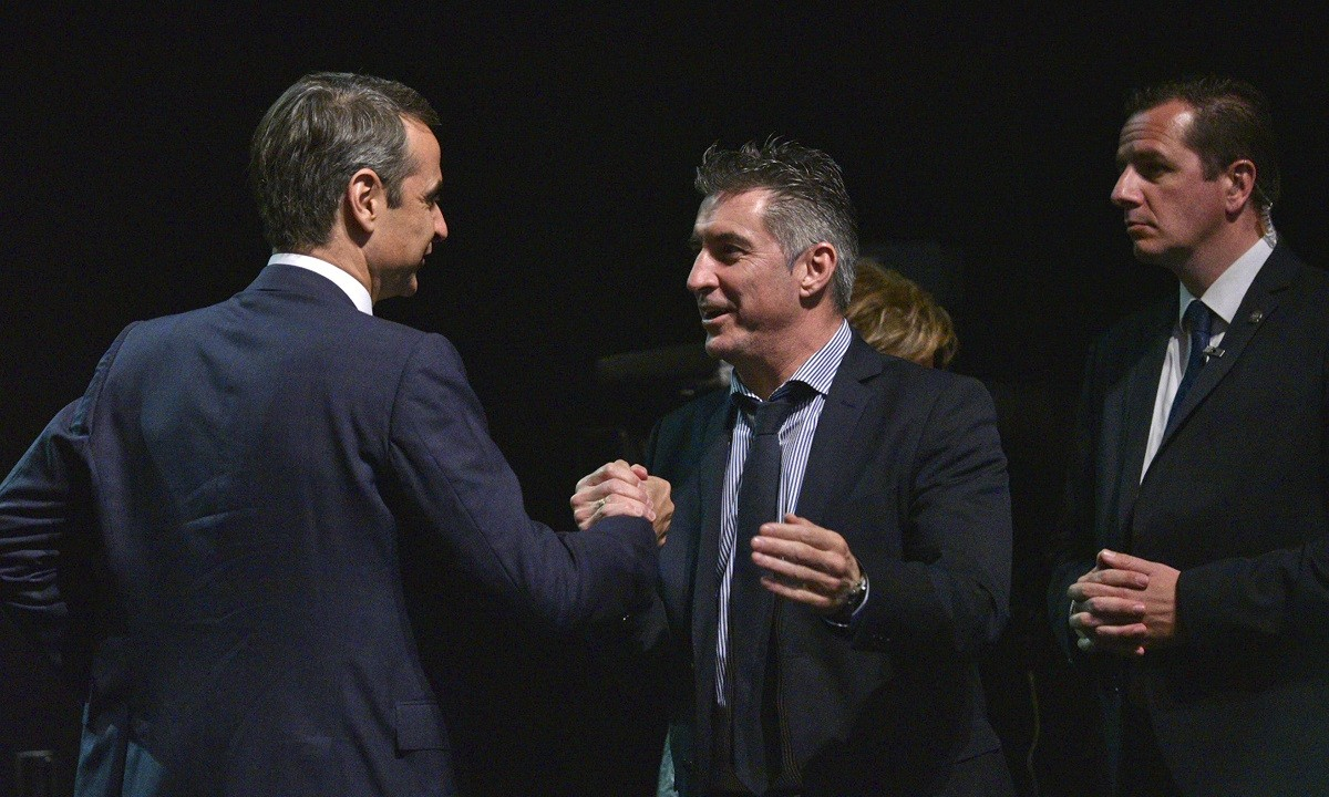 Ζαγοράκης: Επιστρέφει στην ευρωομάδα της ΝΔ – Θα διεκδικήσει την ηγεσία της ΕΠΟ