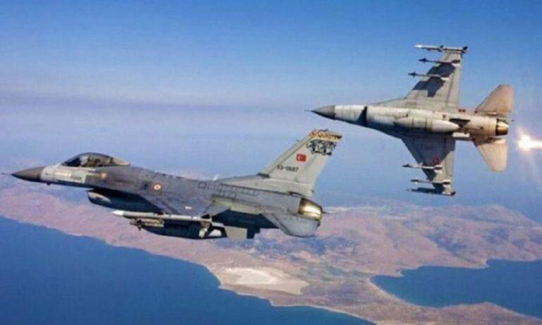 Ελληνοτουρκικά: Δέκα με 15 χρόνια ζωής έχουν ΟΛΑ τα τουρκικά F-16 – ΣΟΚ στην Άγκυρα