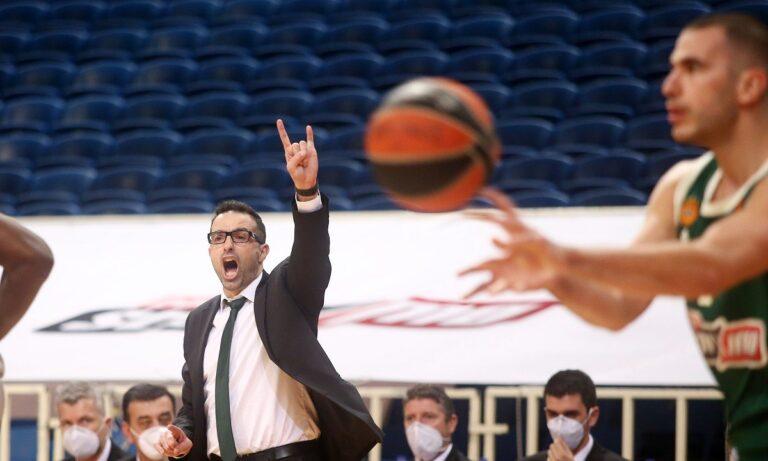 Χαραλαμπίδης: «Αξίζαμε να κερδίσουμε»